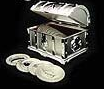wedding coin chest treasure chest cases