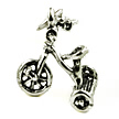 tricycle baby shower charms