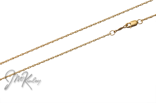 Blowout special 18 inch 14k Gold Filled chain 12mm Higest quality 1420 wears like real