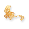 14k gold baby charms