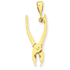 14k gold tools charms