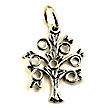 tree of life wedding cake charms