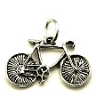 bicycle wedding cake charms